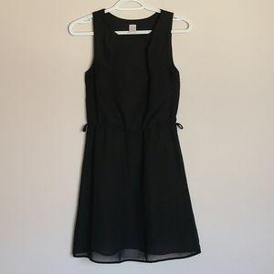 Simons Twik - cute black dress, lace overlay